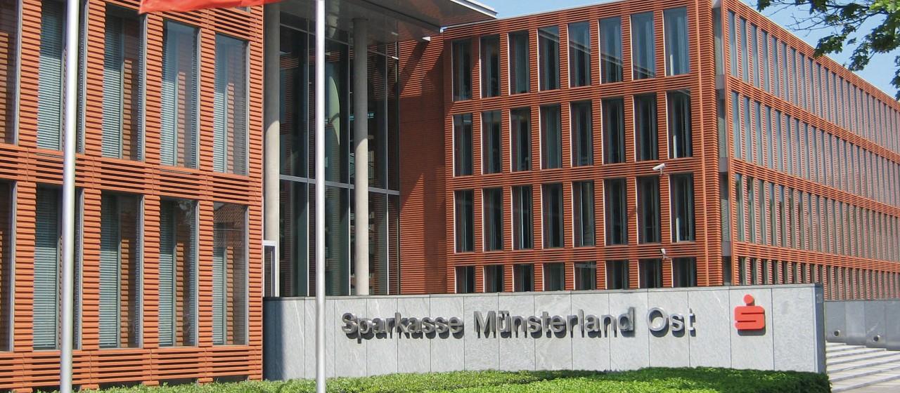 Zentrale Sparkasse Münsterland Ost